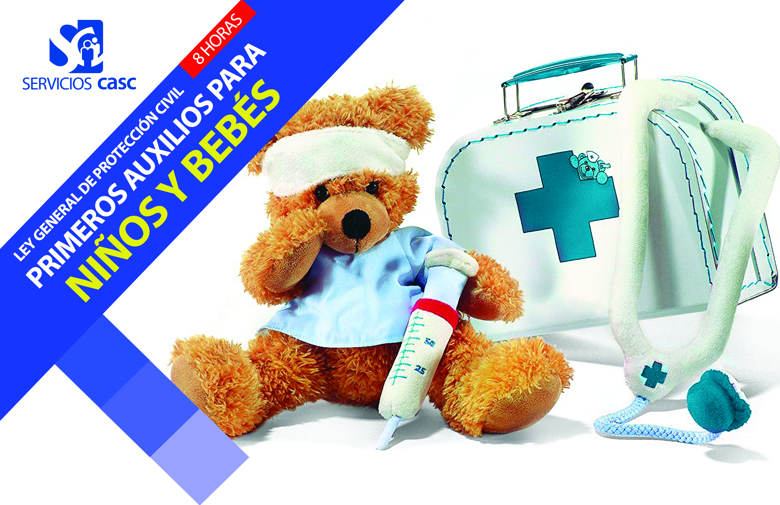 Primeros Auxilios para Niños y Bebés